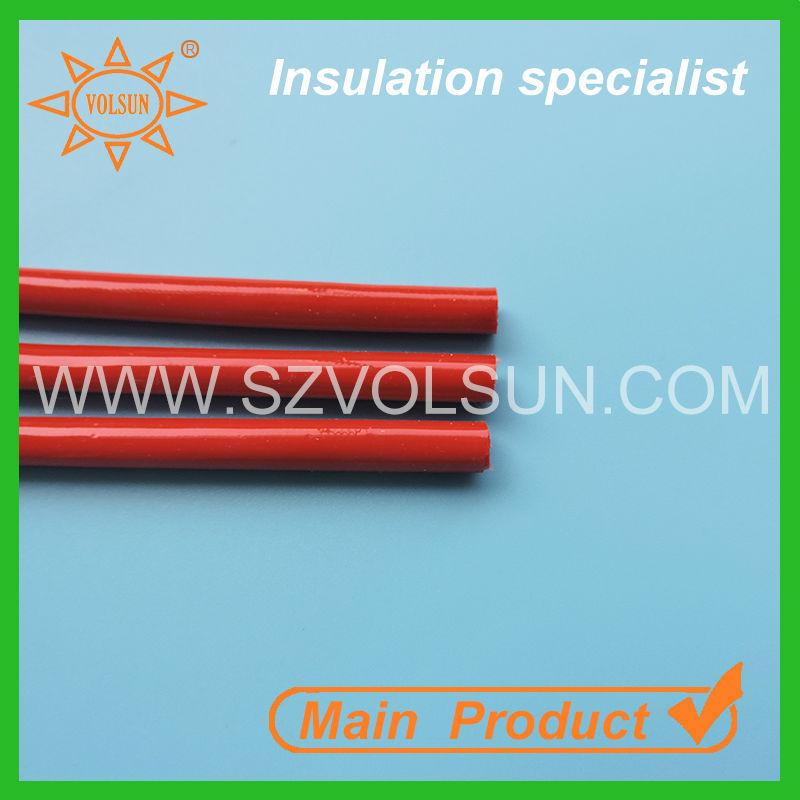 Vw 1 heat resistant silicone rubber fiberglass water slide for Is fiberglass heat resistant