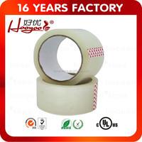 China Water Based Acrylic Bopp Adhesive Tape