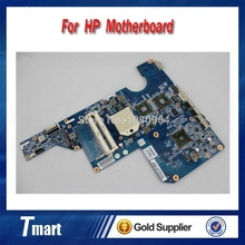 for hp Compaq CQ62 G62 597673-001 laptop motherboard amd non-integrated 100% working