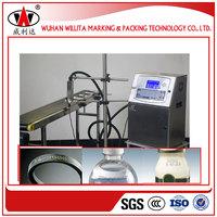 Willita WLD-280 printing 4 lines code inkjet machine