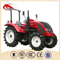 AC Cabin 50HP 4WD Farm Tractor Price List Model QLN145 tractor
