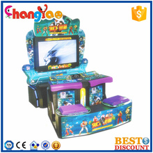 3D Street Fighter 4 Operated Simulator Token Operated Arcade Game Machine Kit
