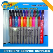 Glitter Permanent Marker Pen