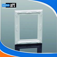 simulation photo frame European frame No.07 diy indoor model decoration ornament 5 pcs/lot