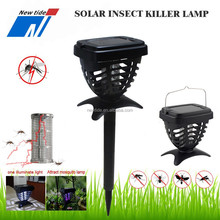NT-MR847 Newest Solar Powered Mosquito Trap with LED light