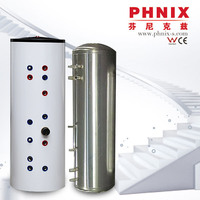 Endure the harsh environment 304 stainless steel water filter tank