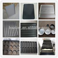 baking tray bakery tray teflon coated metal bakery tray
