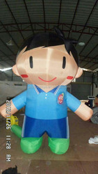 high quality amazing inflatable cute boy advertising,Inflatable replicas,Inflatable Models