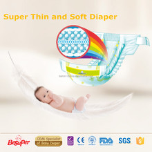 Soft sleep baby diapers manufacturer china baby products