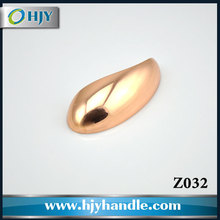 Metal parts manufacturing hand shaped door knob