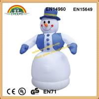 Big christmas decoration inflatable snowman
