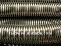 annular corrugated pipe
