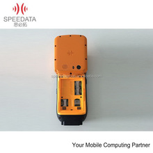 With WI-FI/GPRS/Camera support Java and C language portable barcode data terminal