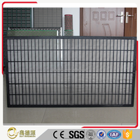 oil vibrating screen, stainless steel shale shaker screen