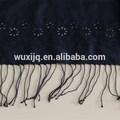 xaile do crochet do laço poncho em livros de moda