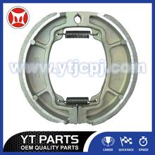 Motorcycle CM125 Brake Shoe Vehicle Spare Parts OEM Quality