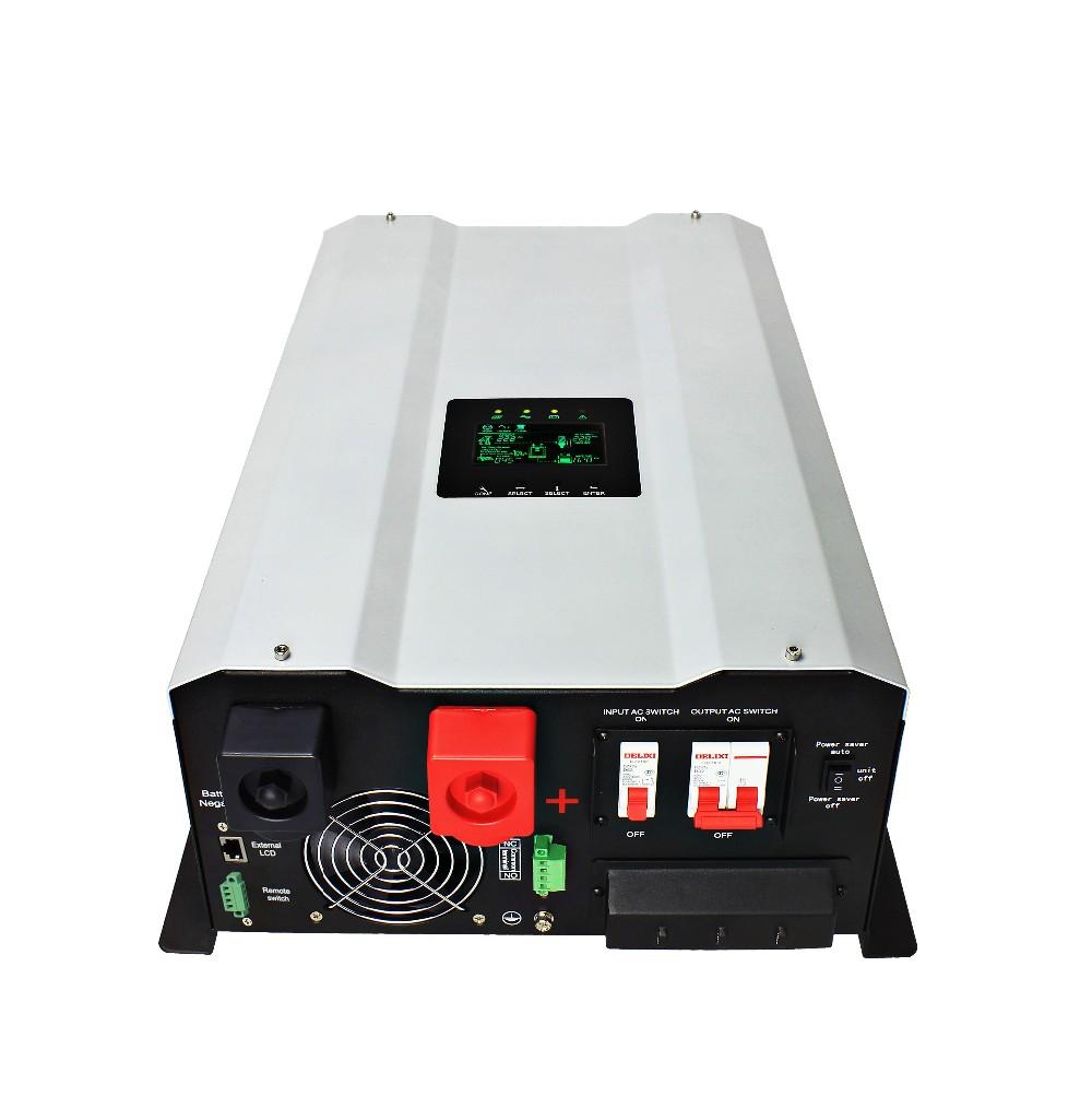 Pure Sine Wave 8000 Watt Inverter With Toroidal