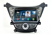 Car dvd for 2 din Hyundai touch screen car gps for android hyundai Elantra