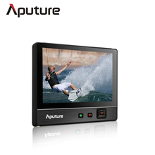 Aputure 170 viewing angle, Slim and Lightweight IPS screen, display monitor with monitor stand