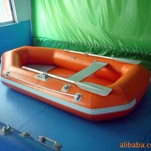 custom design pvc inflatable fishing boat for family
