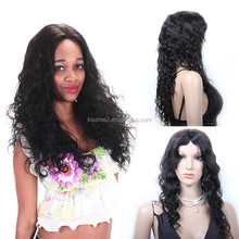 Alibaba express 100% Indian human hair wig natural curl wholesale cheap full lace wigs in stock