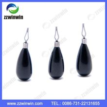 Wholesale tungsten lead fishin sinker