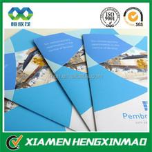 2015 Accepat custom printed tri-fold Bi-Fold Brochure