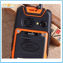Waterproof Shockproof Cell Phone Rugged Phone, Walkie Talkie IP67 Rugged Anti-shock Mobile Phone