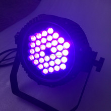 Waterproof Mix color 36x3w led outdoor light rgb