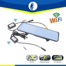 4.3 inch TFT screen hd wireless WiFi waterproof car rearview camera