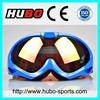 Bule frame custom ski straps designer sport skating goggles snowboard