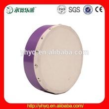 Instrumentos musicales de madera del tambor de la mano, venta al por mayor de tambor de la mano