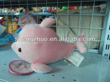 hot sale plush and stuffed dolphin