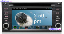Android 4.0 Car media player for Subaru Forester Impreza WRX car GPS tracking system player video