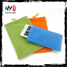 New Products mobilephone bag,customized microfiber cell phone pouch,cellphone pouch nylon