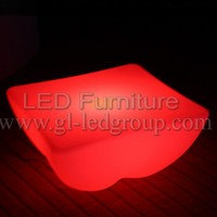 Waterrproof Color Changing Led Furniture Coffee Table For Party Event Nightclub