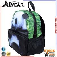 Cute panda kids animal backpack bags factory supply BBP102s