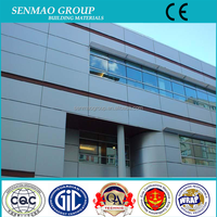 China high quality alucobond aluminum composite panel in Dubai for sale