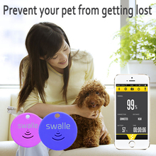 hot new products for 2015 Anti lost alarm Tracker key finder GPS Locator for pets kids for iPhone 4 5 6 plus Samsung from swall