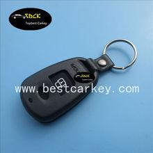 car remote control key blank shell for hyundai remote key case