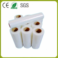 LLDPE industrial plastic wrapping shrink film plastic rolls