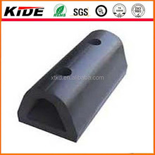 extruded rubber D shapes Marine Rubber Seal