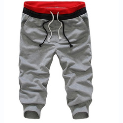 Free Shipping,2015 New Men Casual Sports Shorts/ loose male trousers/Harem shorts,4 Color,S-XXL, drop shipping