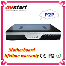 2014 New product h.264 P2P AHD cctv camera dvr,1.0MP AHD DVR manufacturer offering