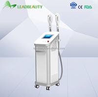 Tri cooling system vertical ipl skin rejuvenation equipment