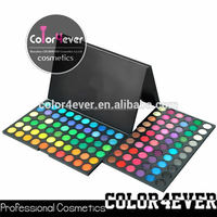 Waterproof high quality 120color eyeshadow palettes holiday magic cosmetics