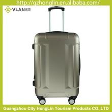 2015 cheap hard shell luggage sky travel luggage bag travel time luggage