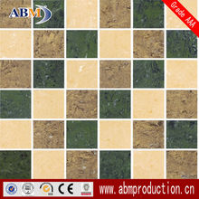 Porcelain living room wall mosaic good sales in oversea market with best quality for wall and floor