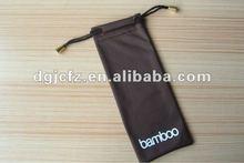 2012 designer eyeglass bags for men/adhesive microfiber screen cleaner