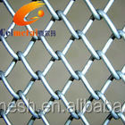 Low-Carbon Iron Wire,Metal Material and Chain Link Mesh Type Chain Link mesh fencing